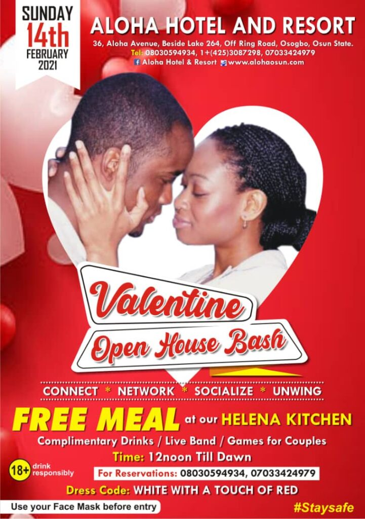 Valentine's Day Open House Bash